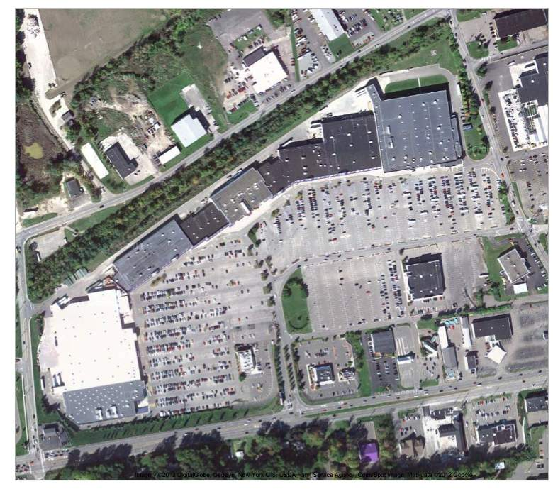 2. Most big box stores and suburban landscapes will not and cannot be retrofitted. -