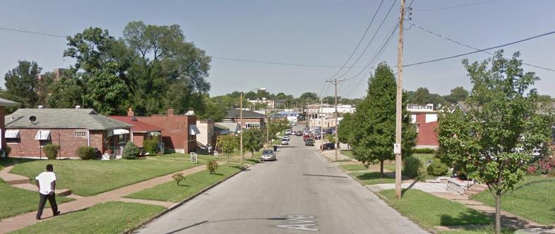 The neighborhood where we hoped to buy