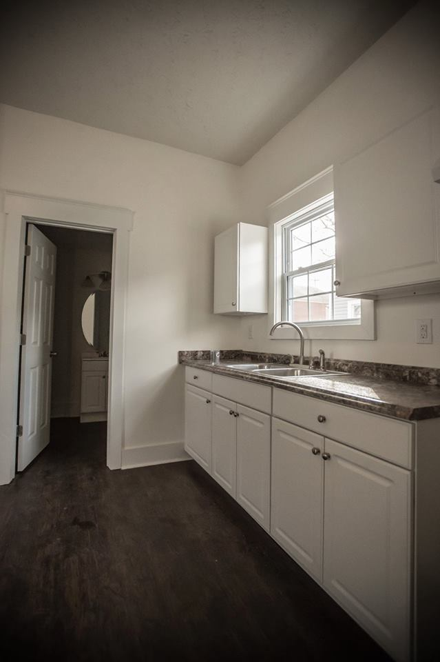 The interior of one of Portland Investment Initiative's rehabbed homes