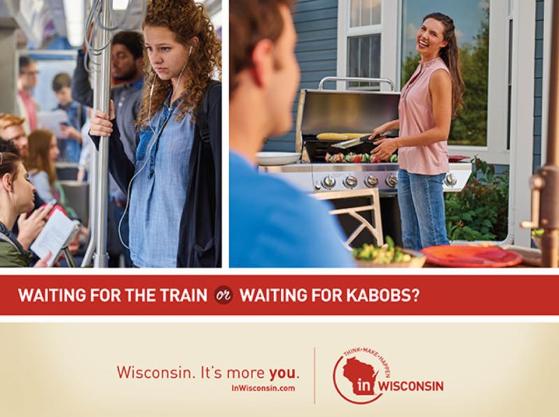 Ad from the Wisconsin Economic Development Corporation