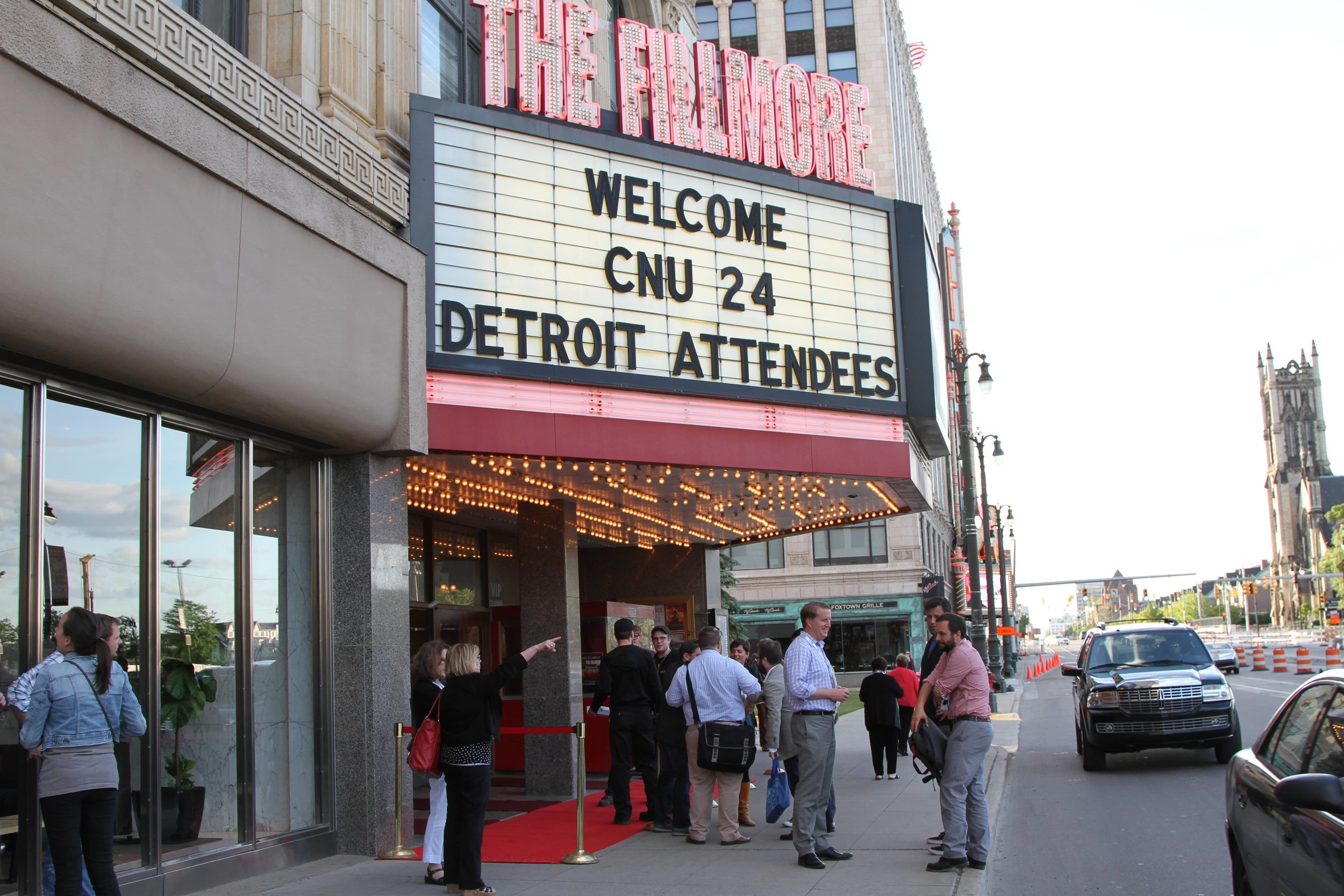 Downtown Detroit is coming back to life. What does that mean for the rest of the region? (Source: Johnny Sanphillippo)