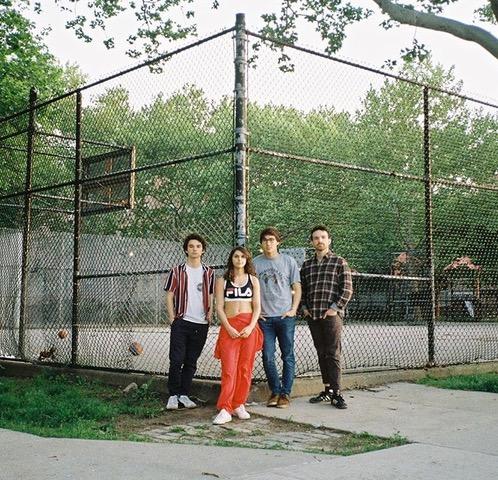 The band (Photo by Pamela Ayala)
