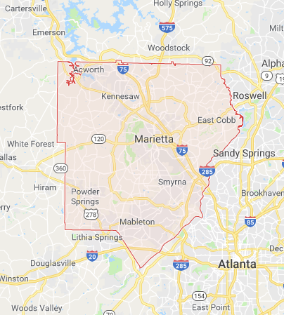 Growth in Cobb County has spread from Smyrna to Kennesaw to the far reaches of the region. Over the last half century, farmland and small towns have been replaced with strip malls and  stroads .