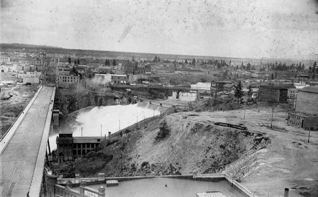 Spokane in 1985