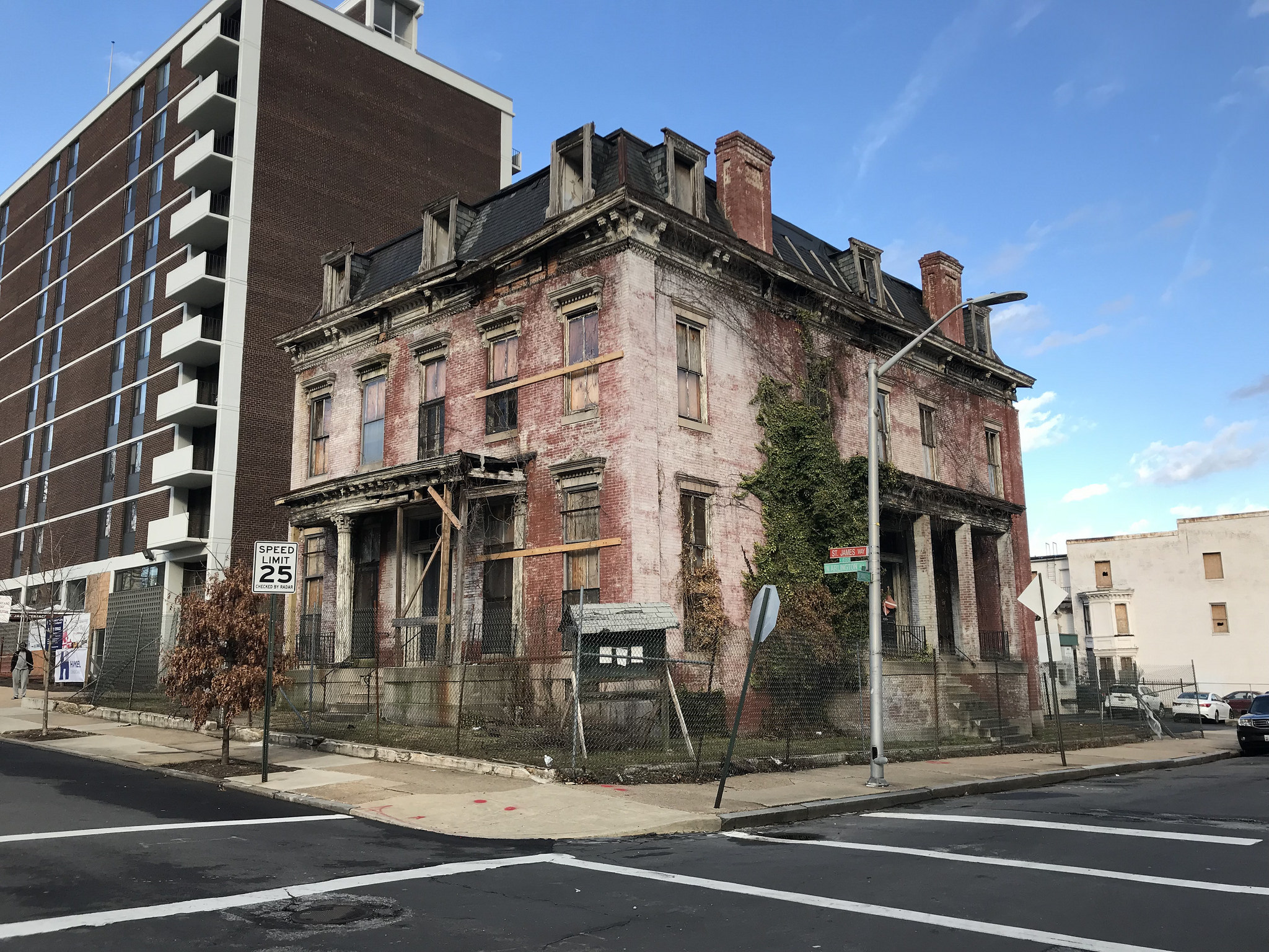 Source: Baltimore Heritage via  Flickr .