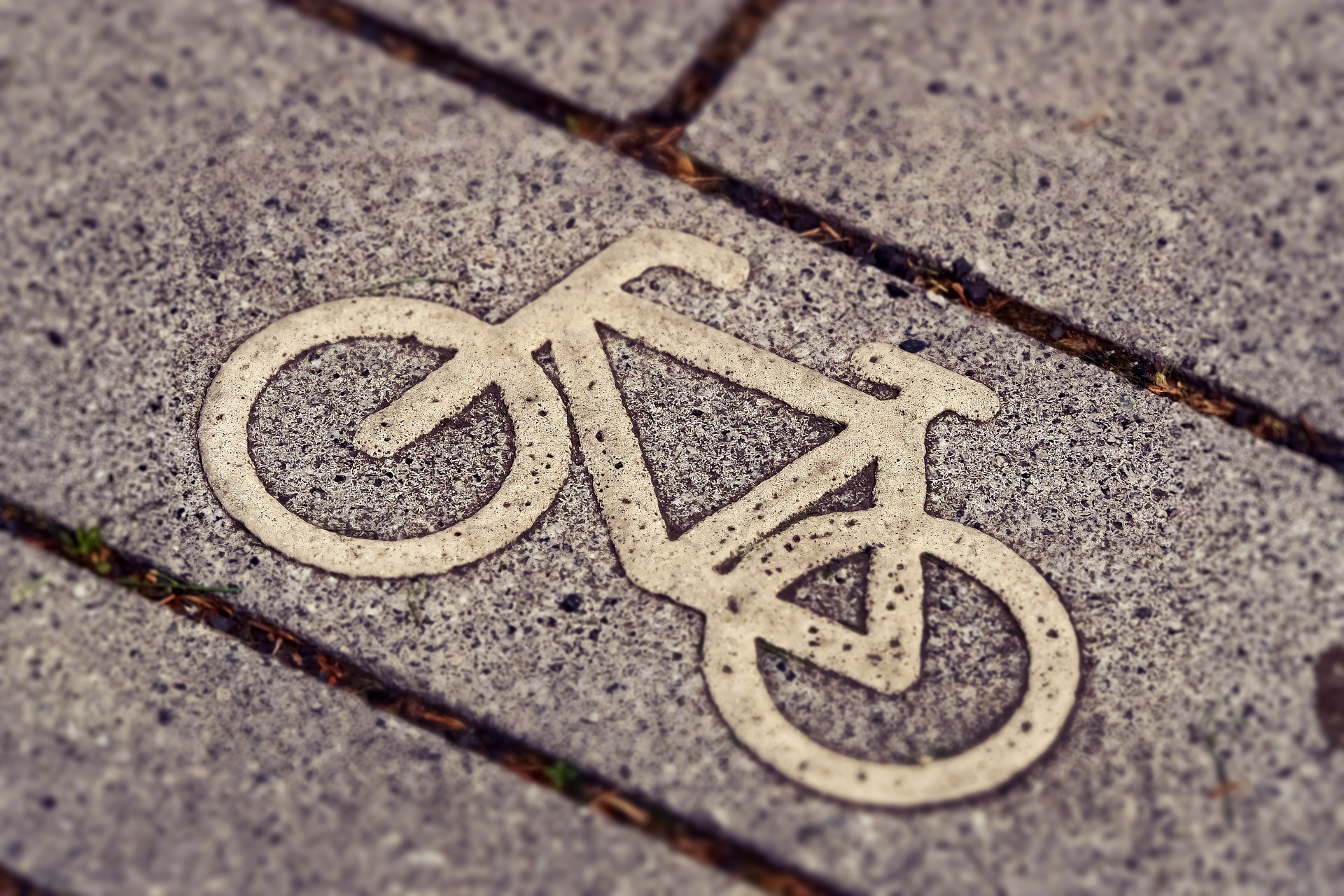 Bike path (via Pixabay)
