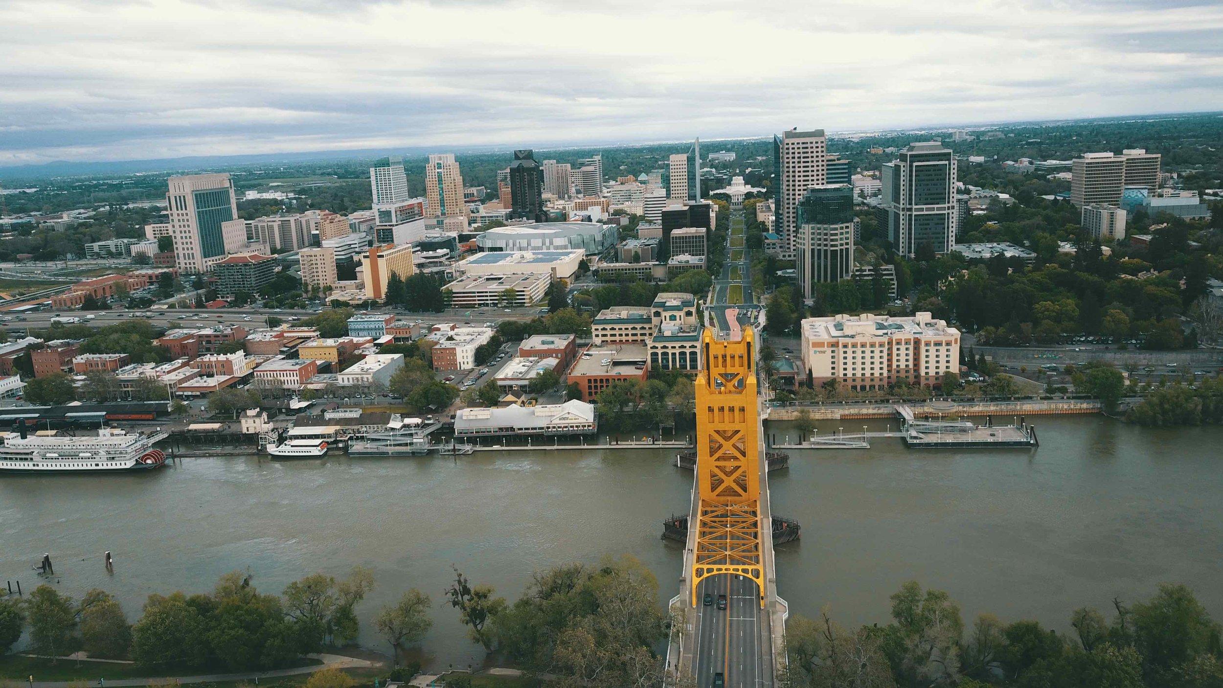 Sacramento, CA. (Photo: Wikimedia Commons)