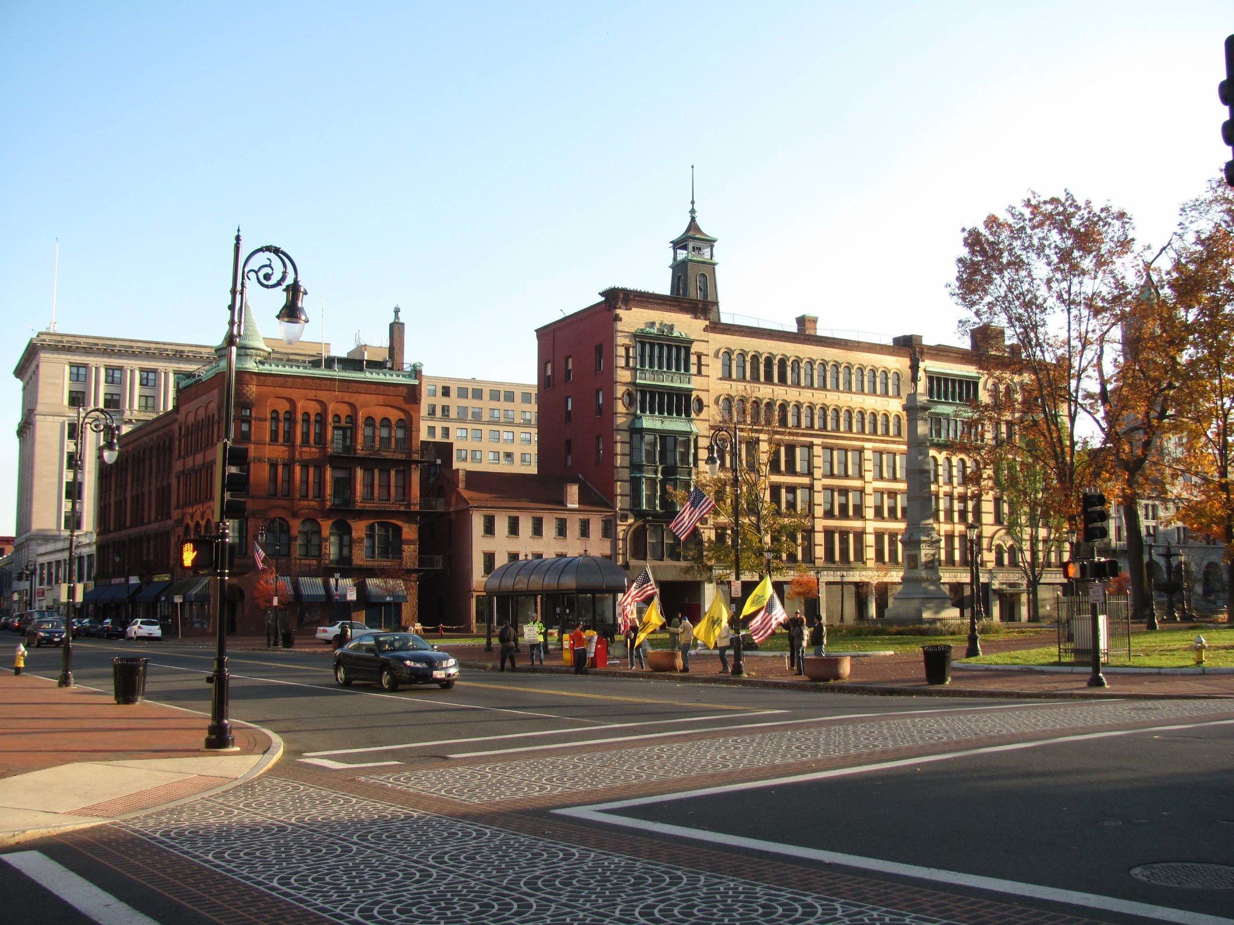 Springfield, MA (Source: Wikimedia Commons)