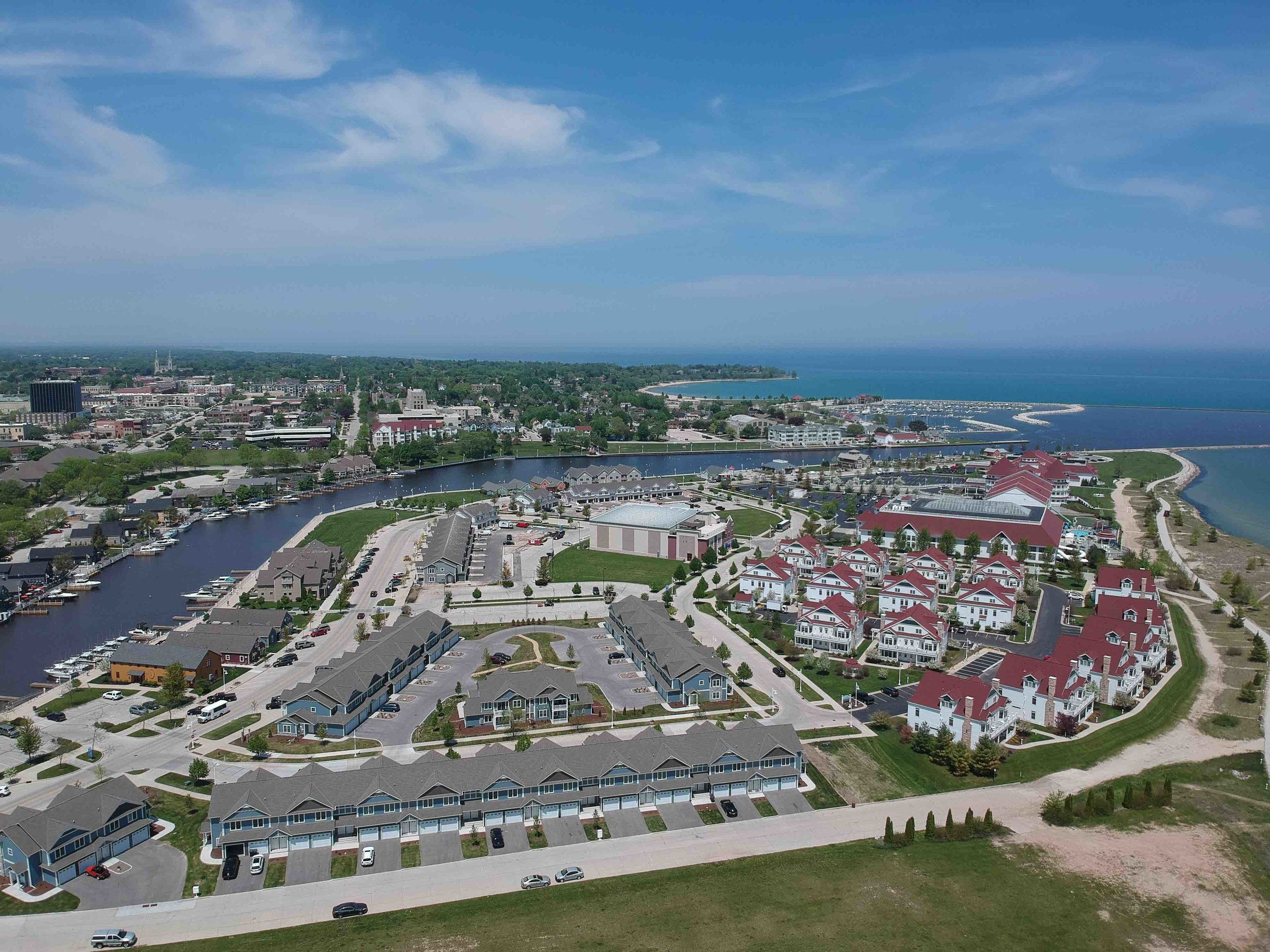 Photo Credit: Department of City Development, City of Sheboygan