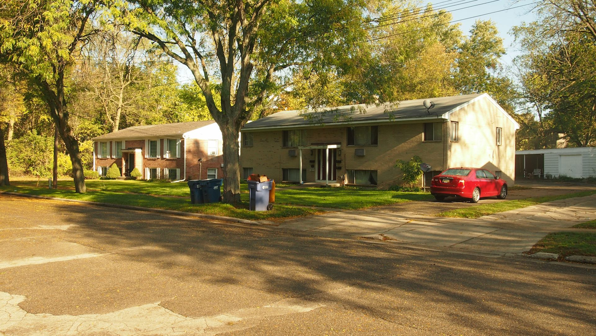 Fourplex in Grand Rapids, MI