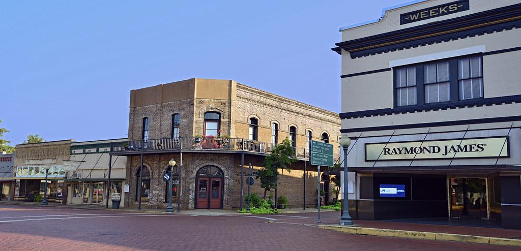 Nacogdoches, Texas. (Image via Flickr)