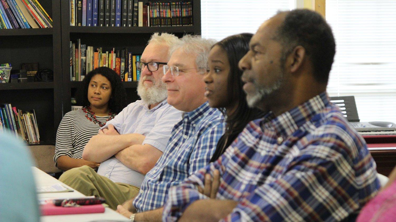 Members of Allendale Strong meet in Shreveport