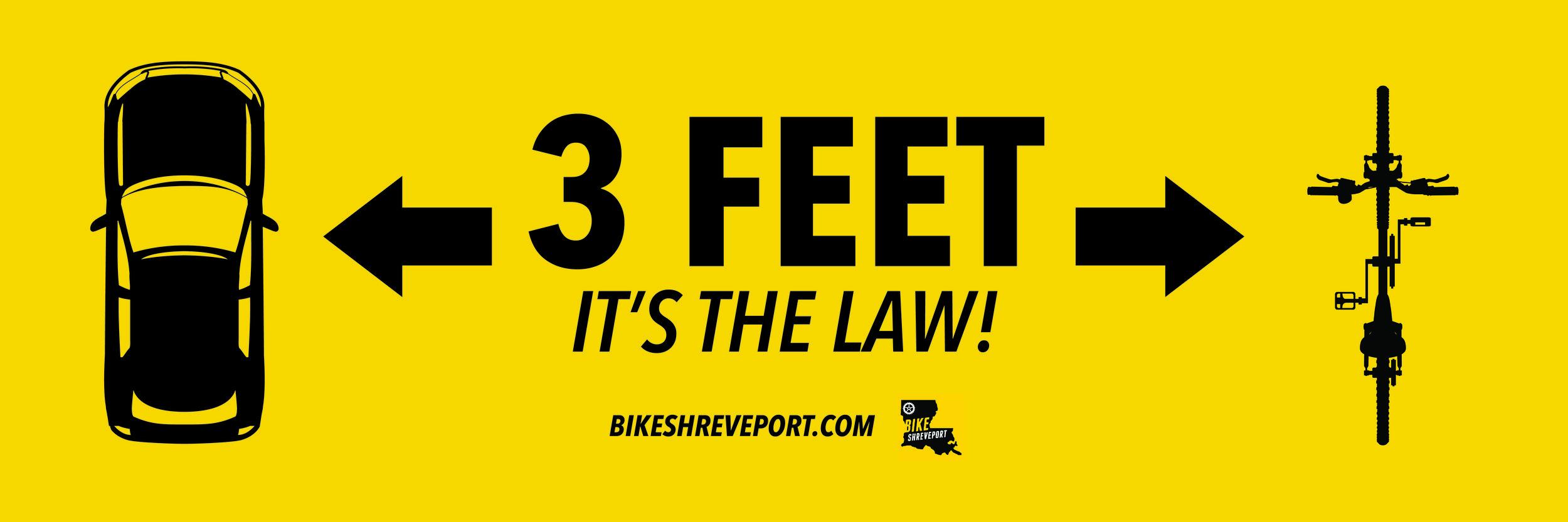 Figure 2: Educational billboard created by Bike Shreveport.