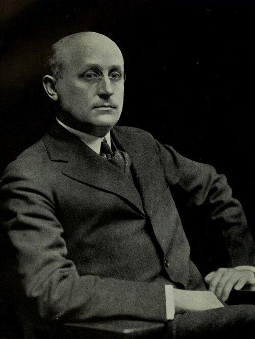 Kansas City developer J.C. Nichols. Image source.