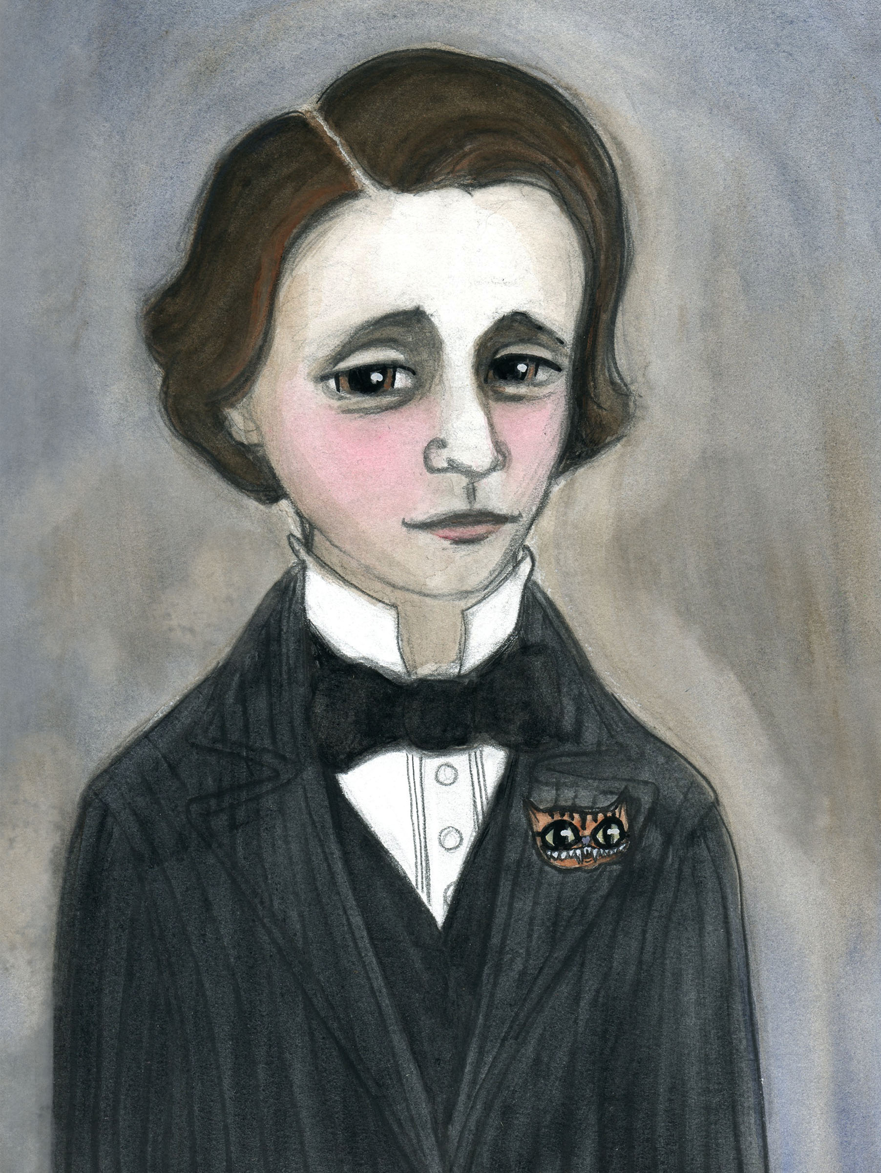 Lewis Carroll and the Cheshire Cat's Smile