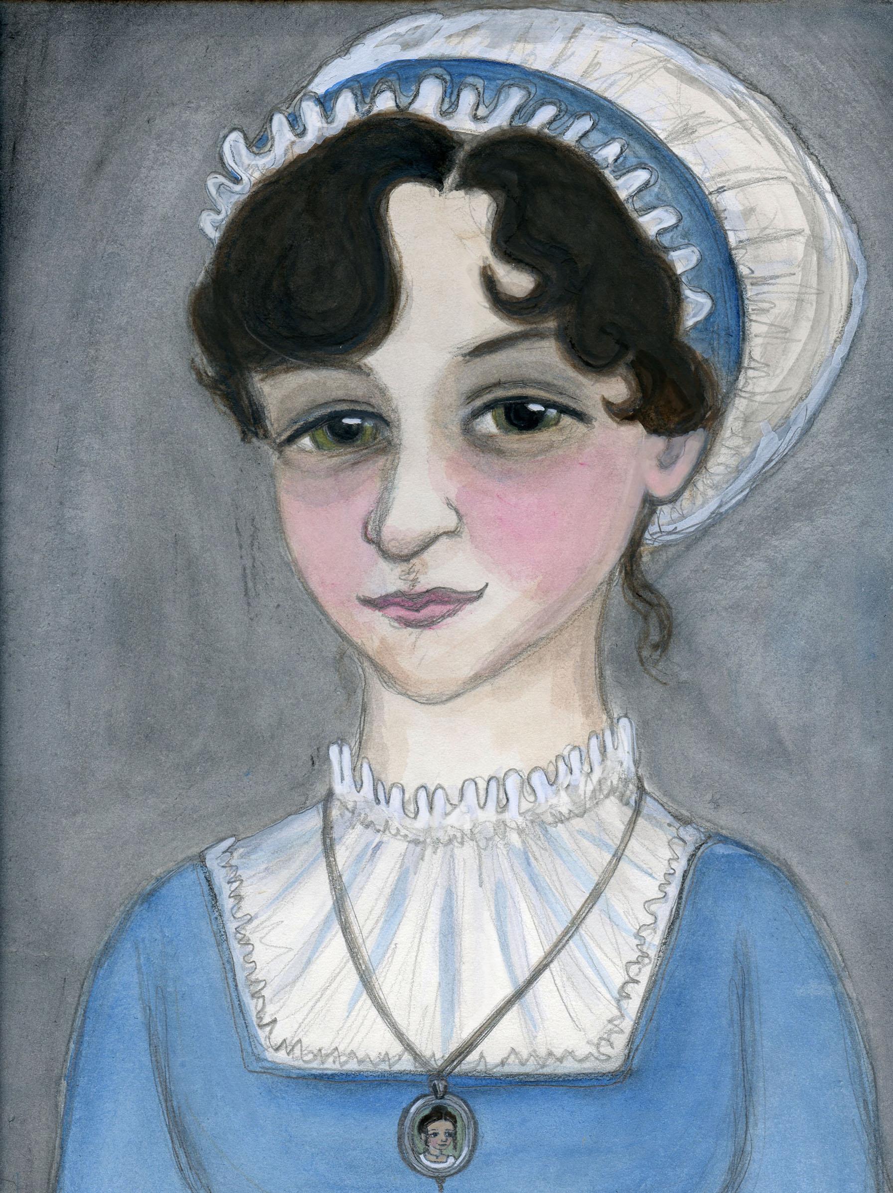 Jane Austen and Her Lost Heart