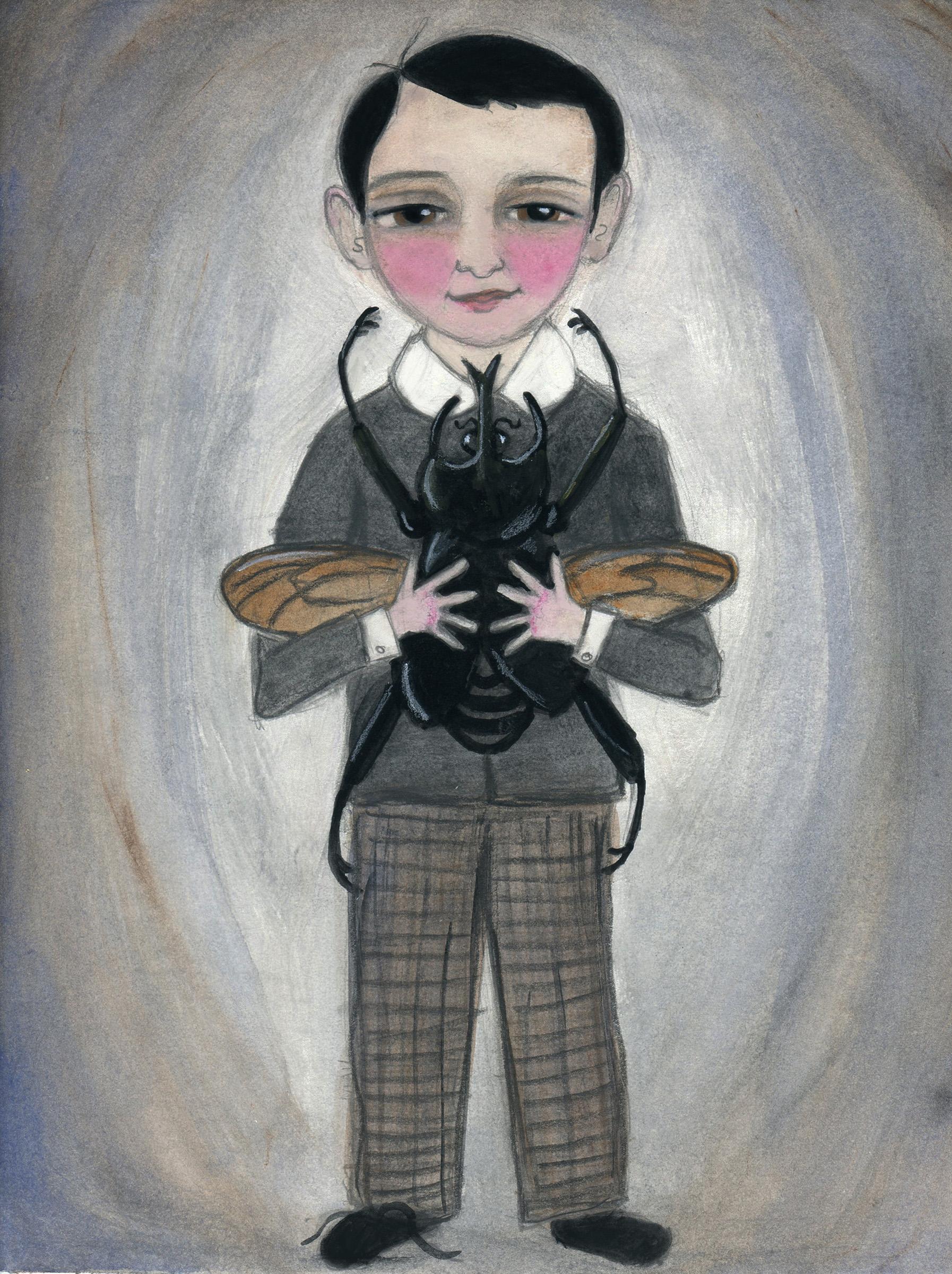 The Beetle Boy