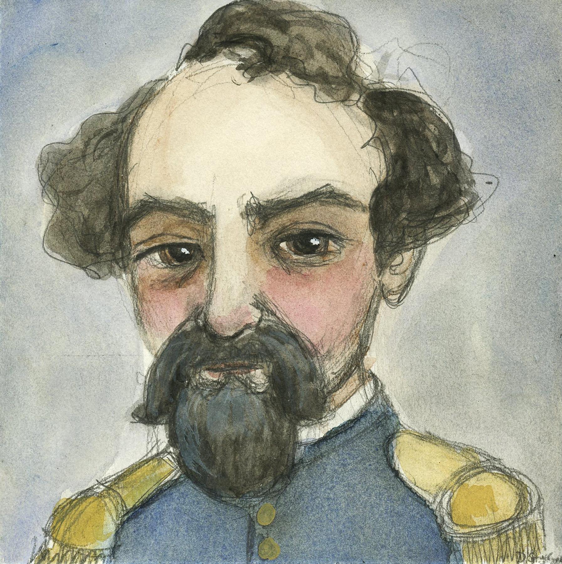 Emperor Norton Portrait