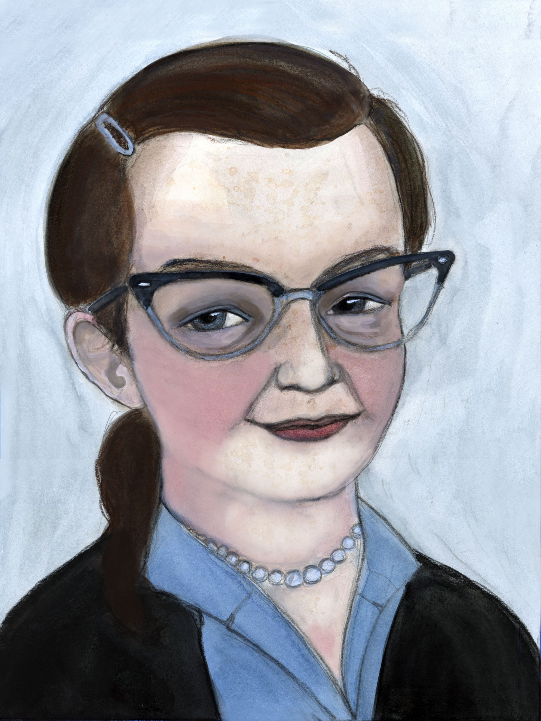 Shirley Jackson Art