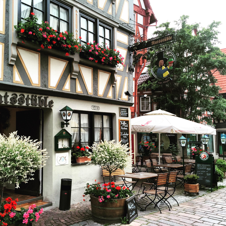 Ratsstueble restaurant inBesigheim