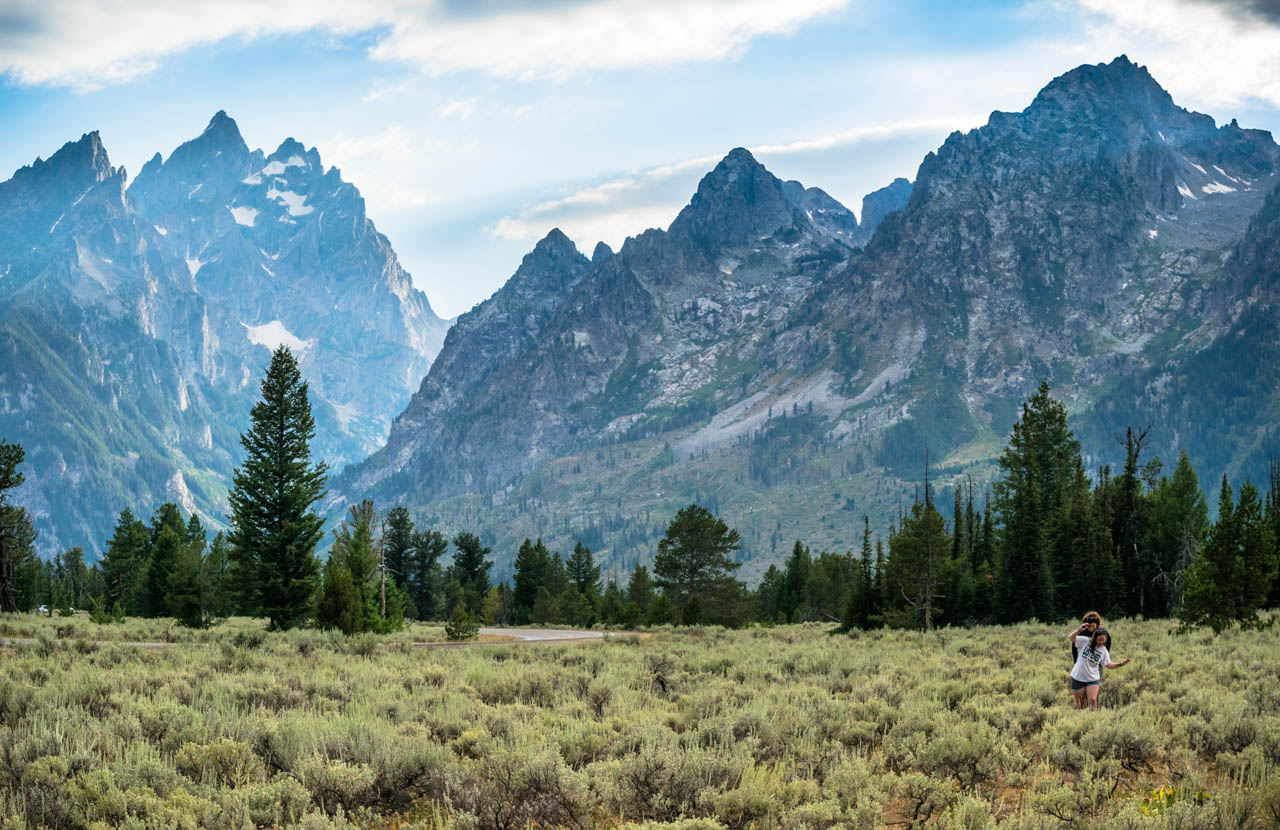 Grand Teton National Park. Photo by Jacqueline Kehoe