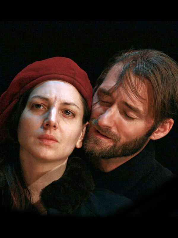 When Yellow Were the Stars on Earth : Miriam and Joseph, Off-Broadway production @ Hudson Guild Theatre, NYC