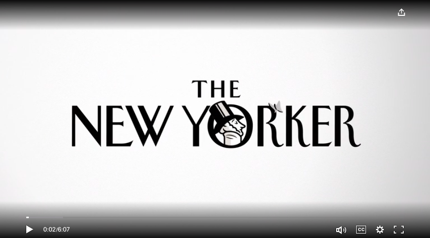 Watch Philip MOntgomery discuss his National Magazine Award-winning story for  The New Yorker