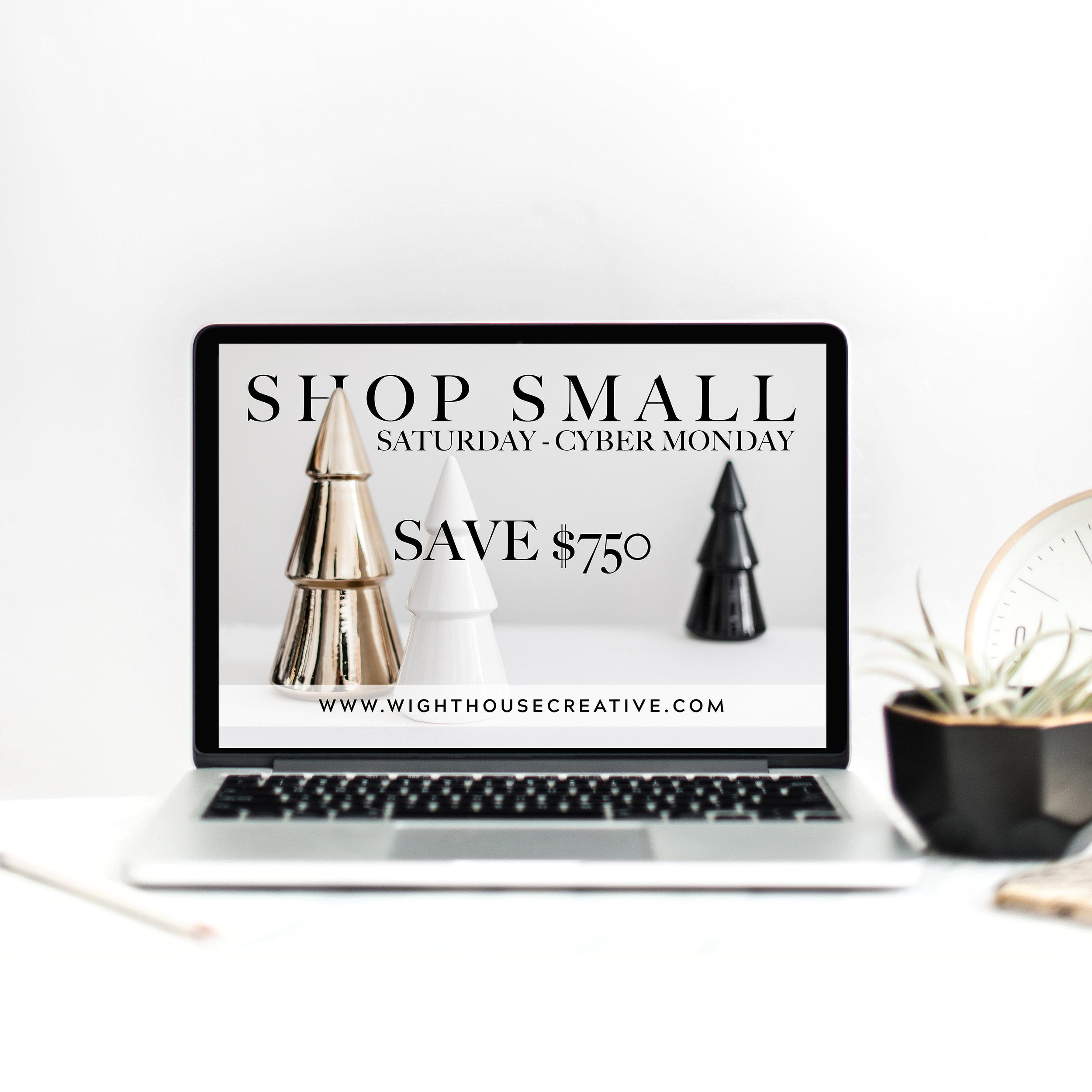 WHC Shop Small