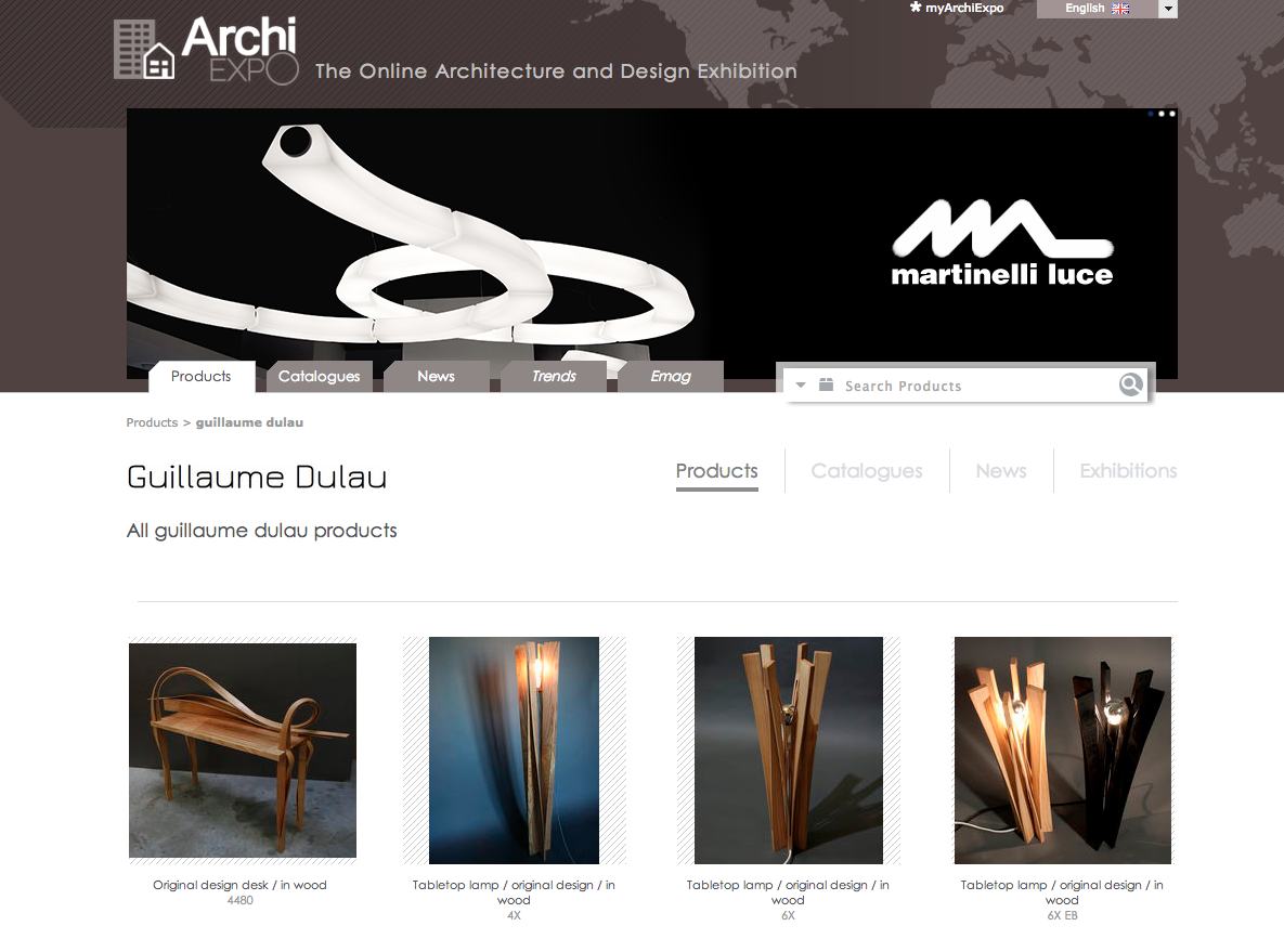 Archi Expo - Guillaume Dulau