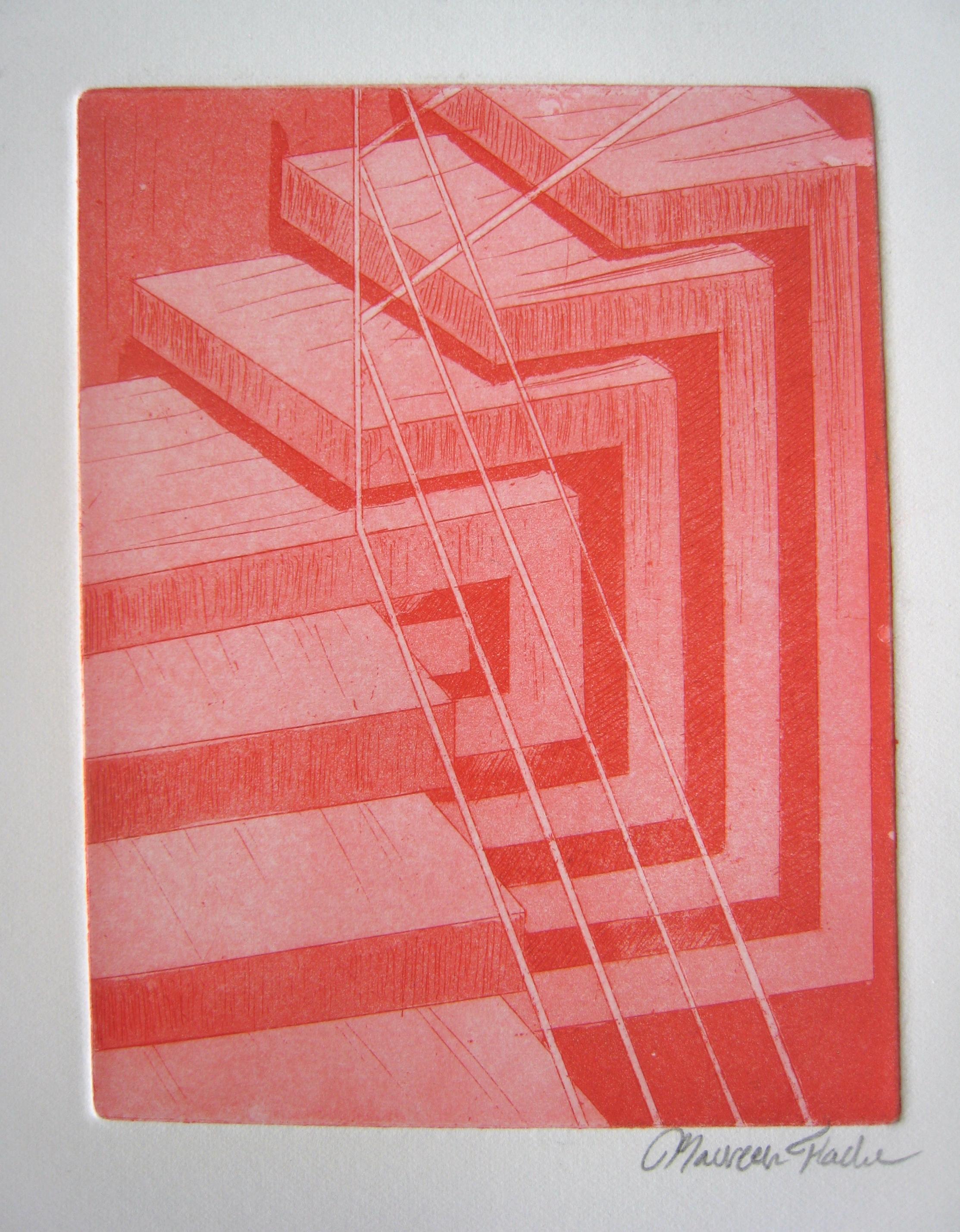 Maureen Flacke, print, 2014