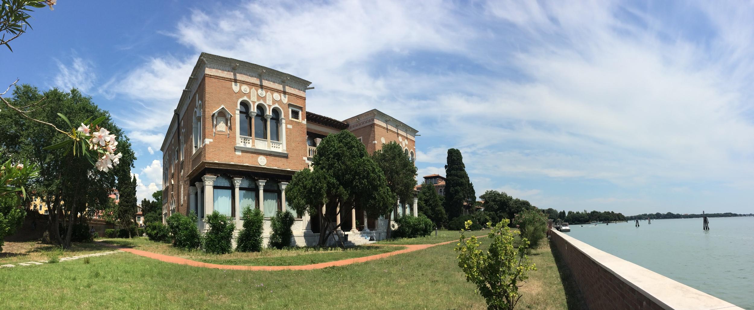 Università Internazionale dell'Arte (UIA) , the main site for Pratt in Venice.