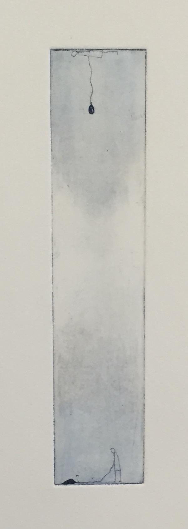 YAMATA BERNARD   Untitled   etching