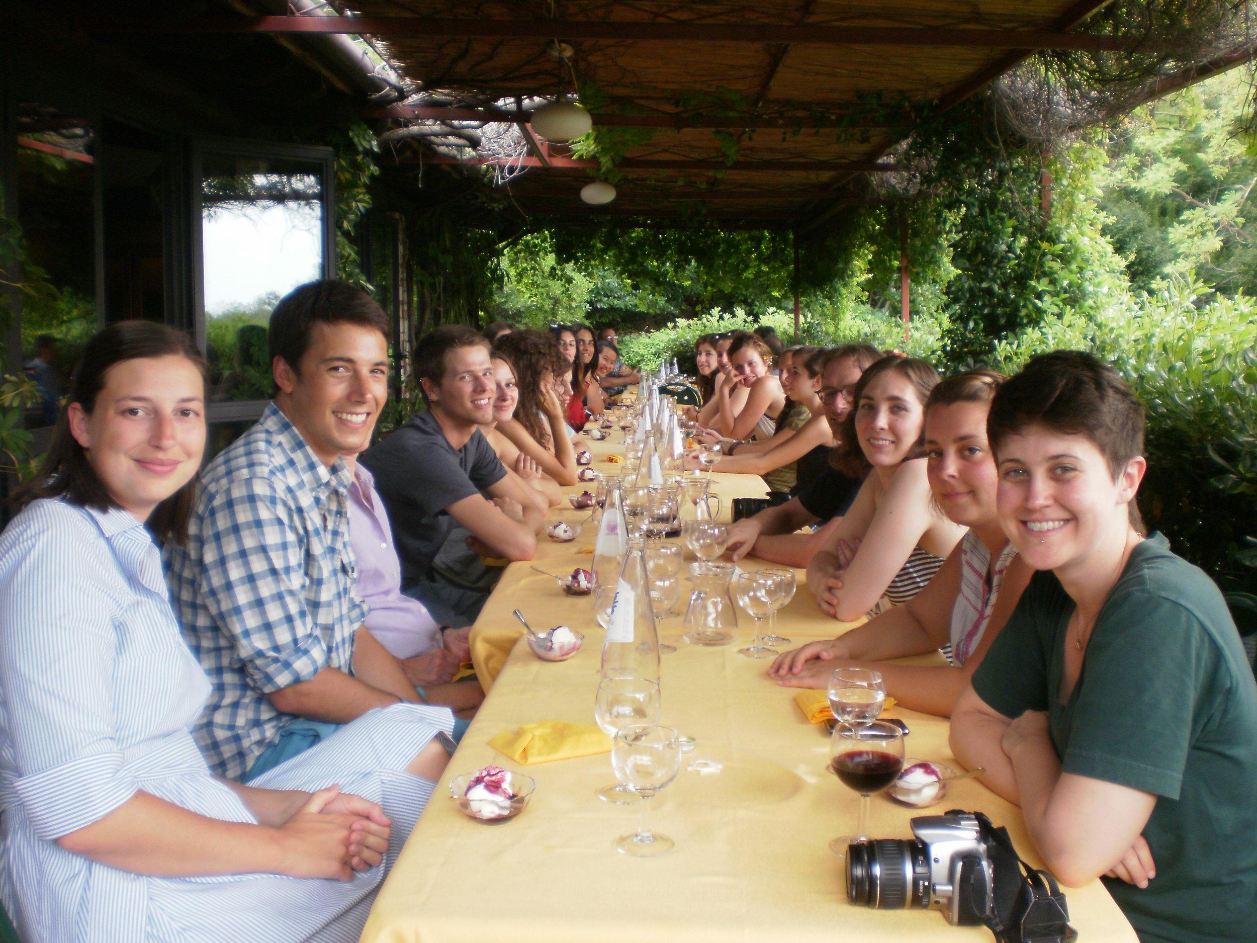 Bassano pranzo 2011.JPG