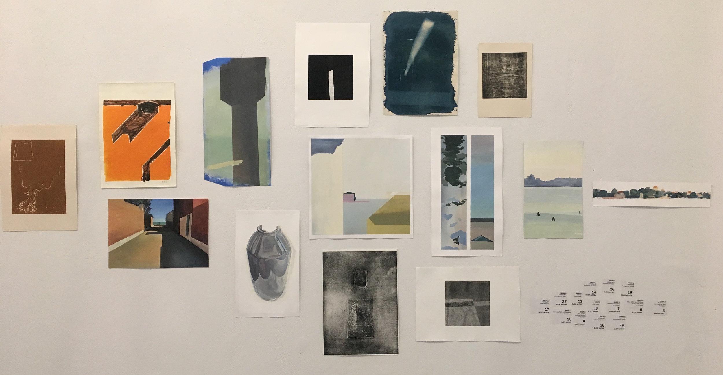 Works by Xingze Li