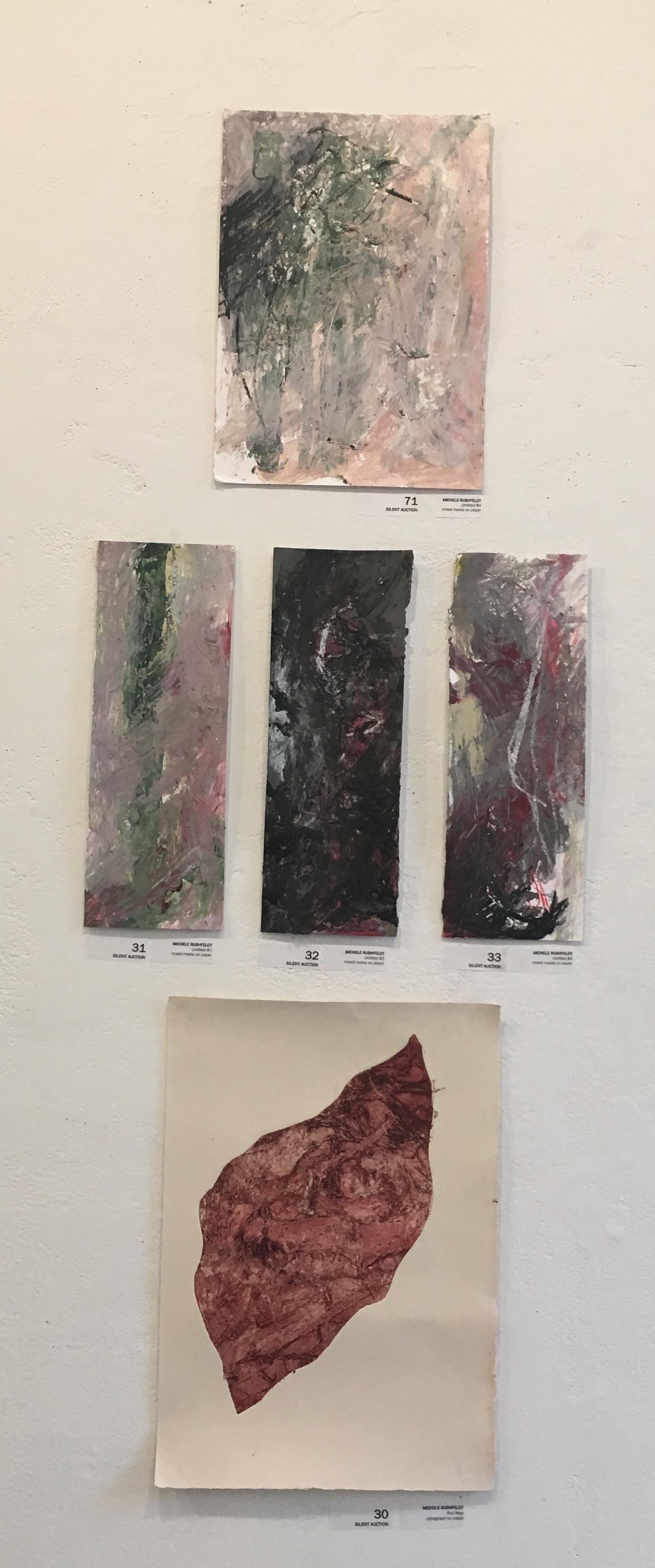 Works by Michele Rushfeldt