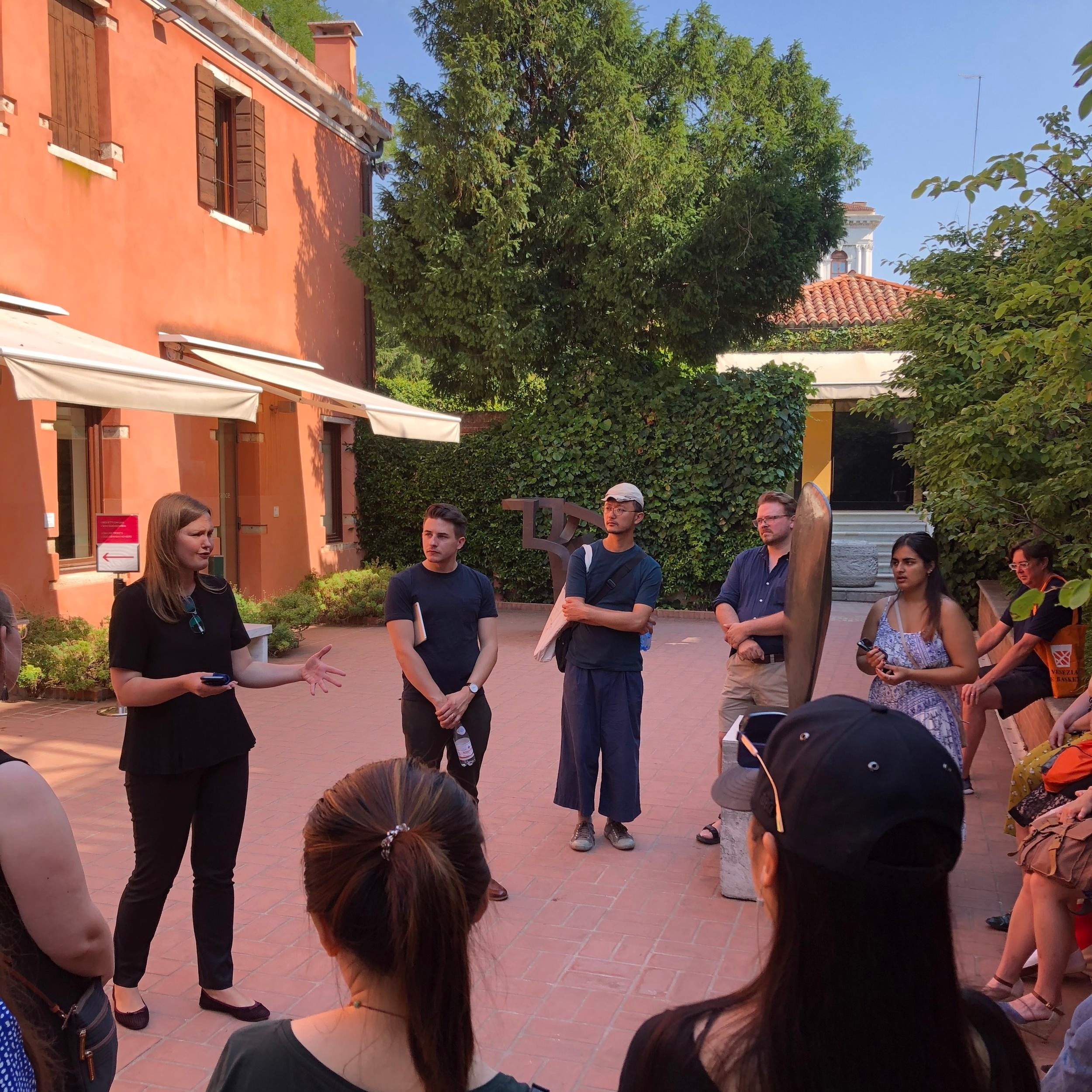 Peggy Guggenheim Collection Assistant Curator Grazina Subelyte and Andrew Kurczak introduce the collection.