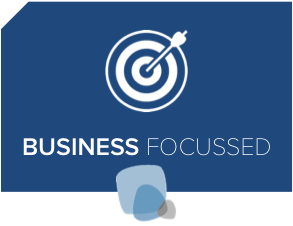 Your business grows when aligned with management KPIs.  • Does our solution create business value?  • Can we measure the impact of our solution?  • Could this be done with less investment?  • What would happen if we didn't invest?
