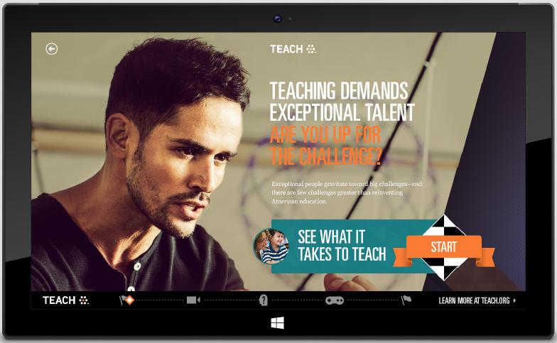 Ad Council - TEACH.org
