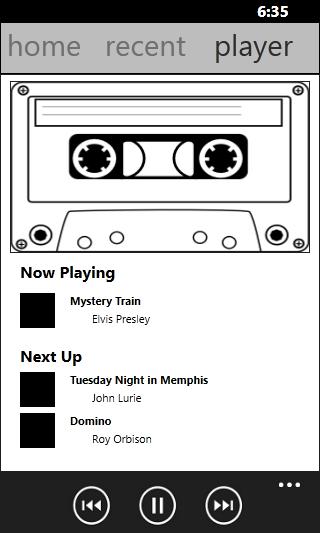 Mixtape App