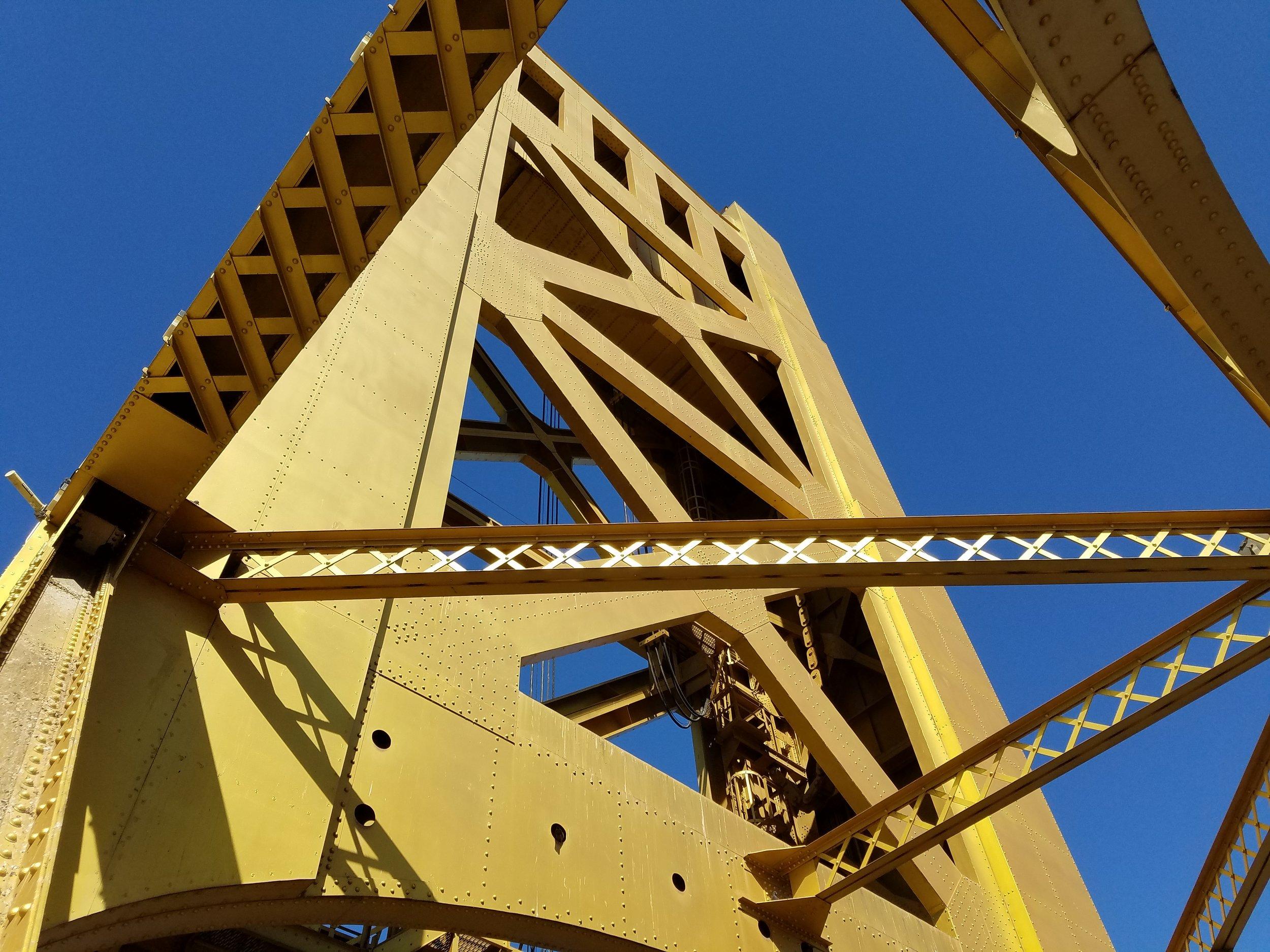 Golden Bridge Sacramento, CA Sept 2016