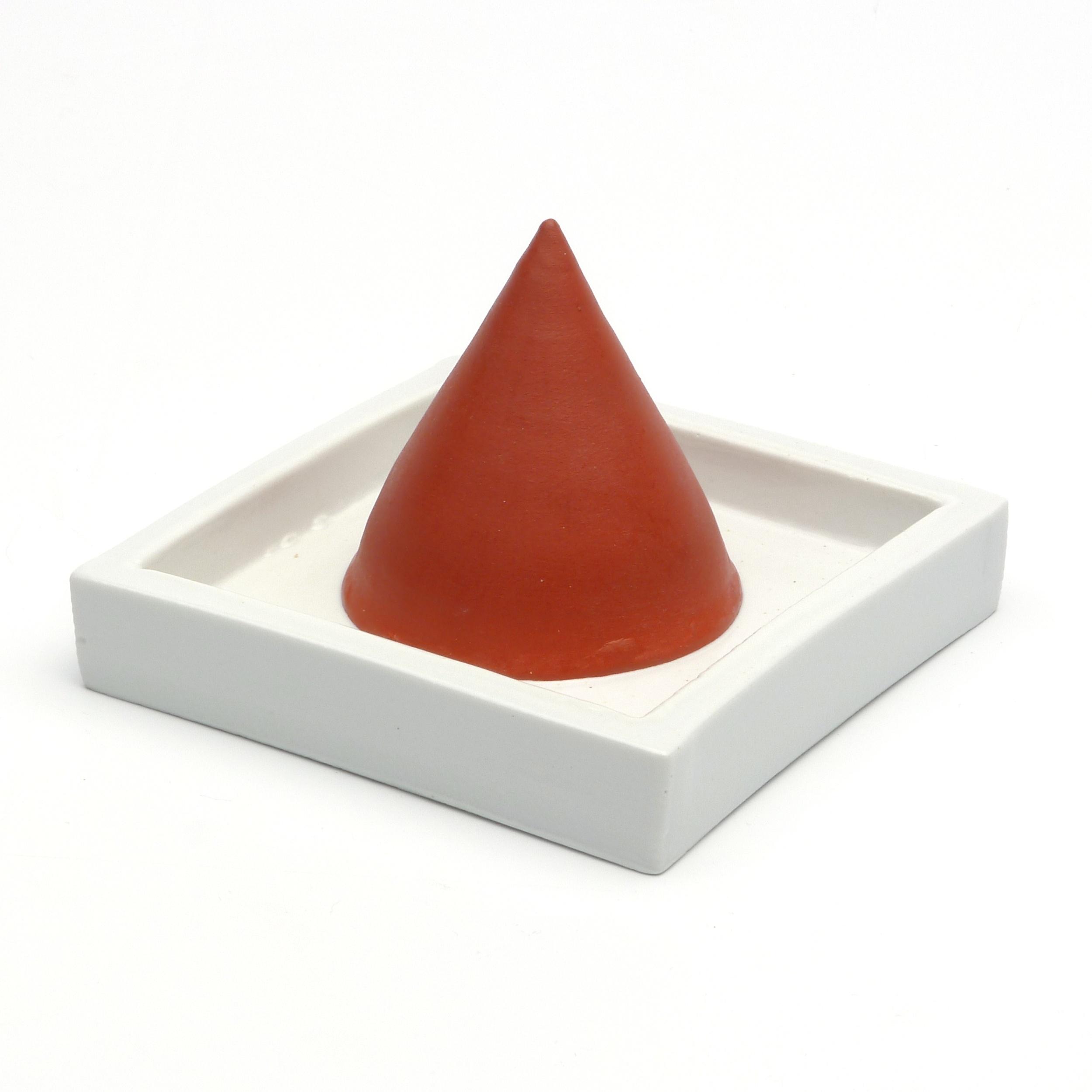 Slumped Red Cone
