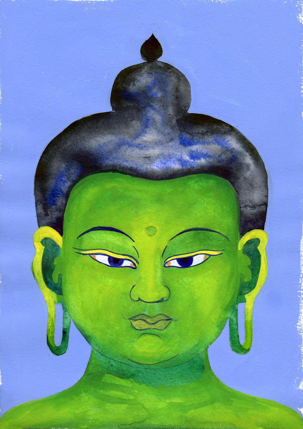 All Subduing Jewel Lotus