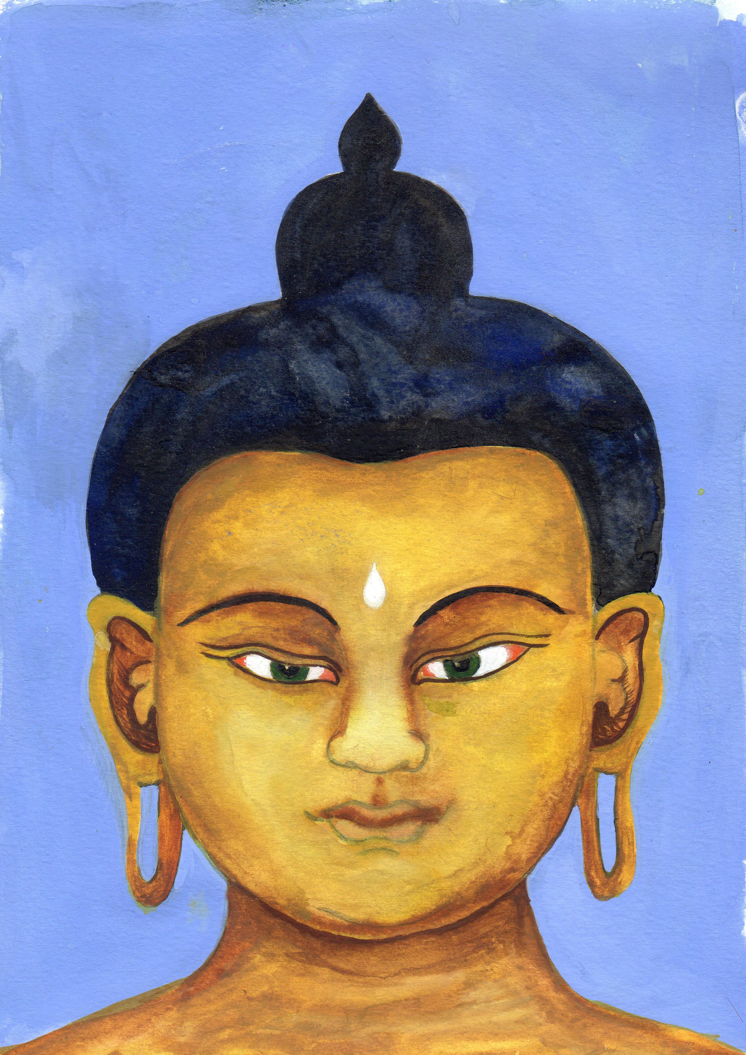 Glorious Conquorer Shakyamuni Buddha