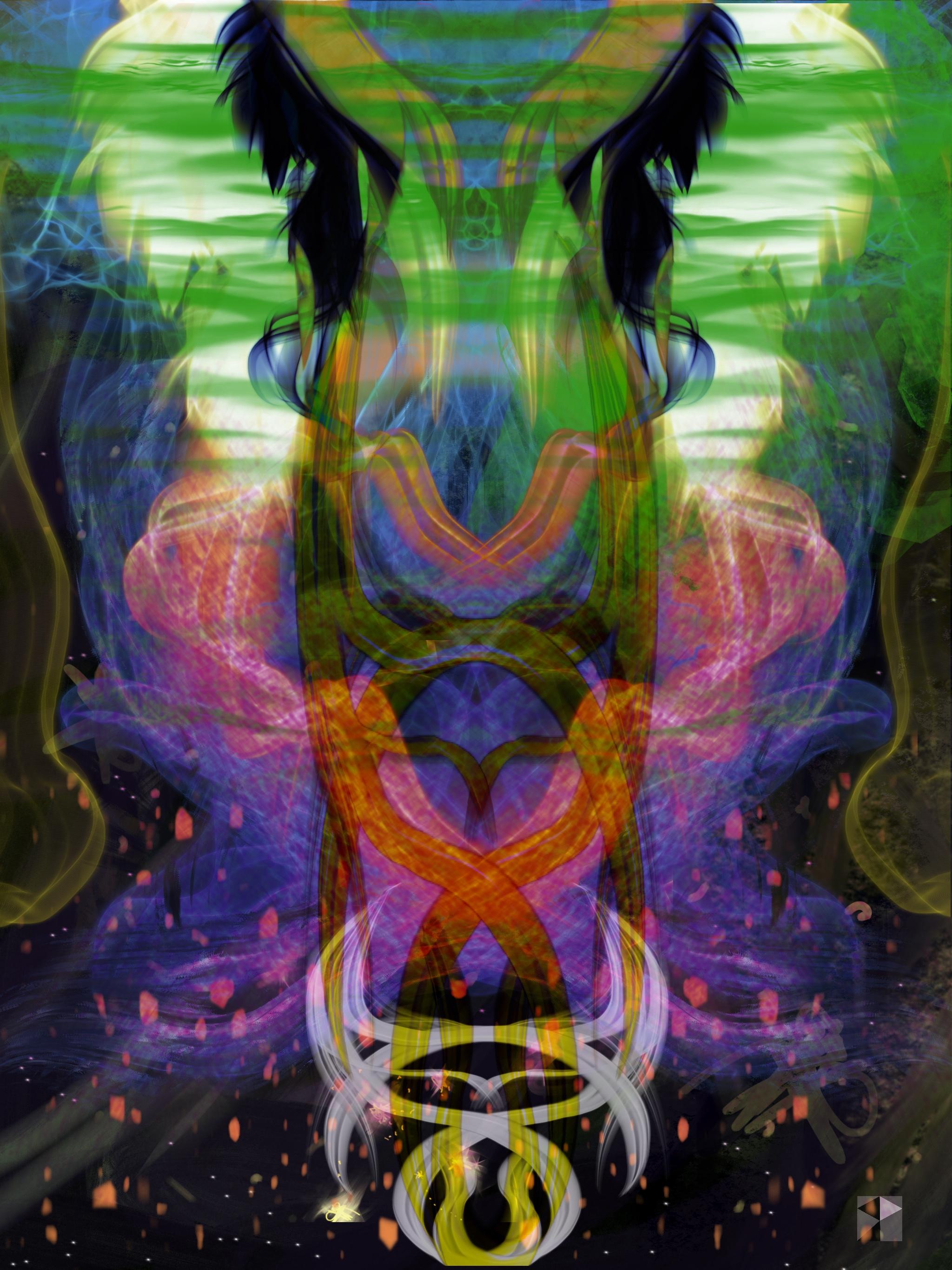 Elementals   Electronic Painting  Maya 2019 SP