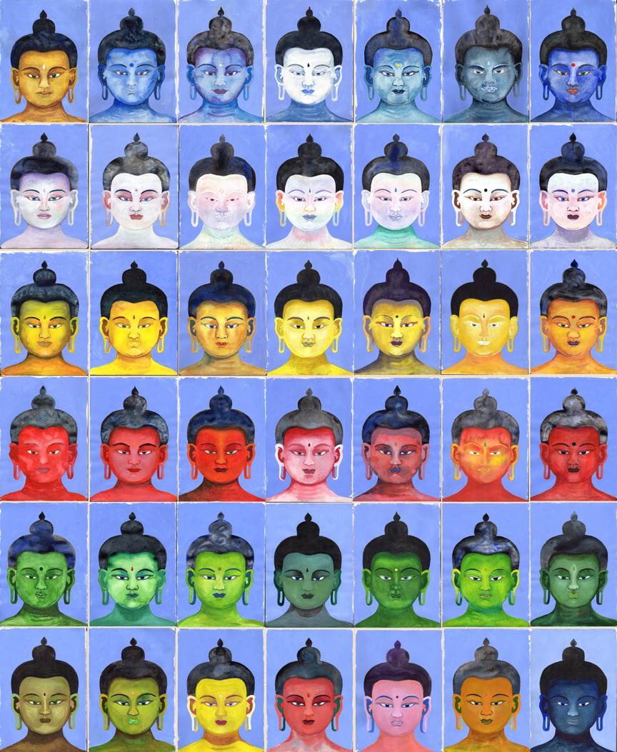 35 Buddhas2013-14 -