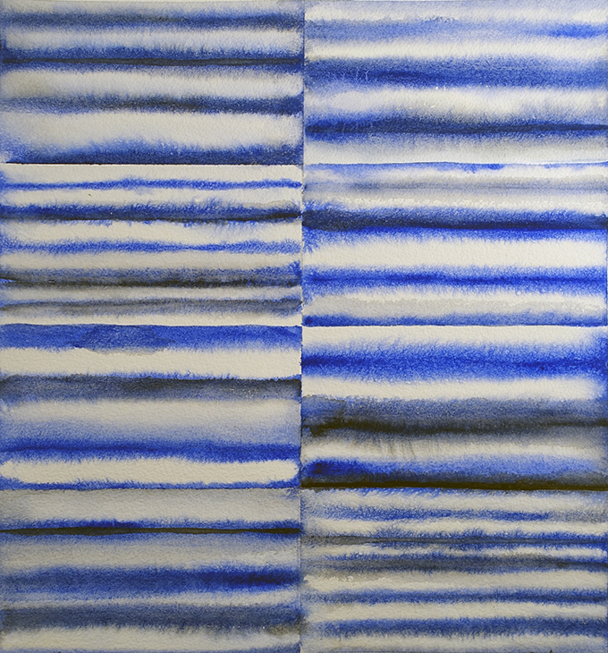Oil on Panel and Watercolor Works on Paper2007-2012 -
