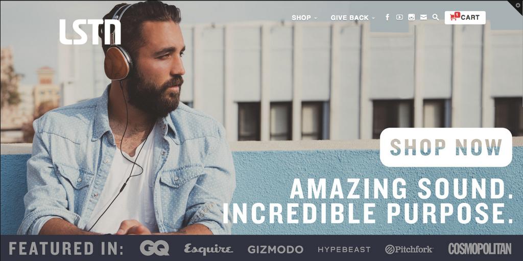 Website Homepage Optimization