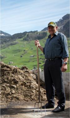 Pirmin Koller, farmer
