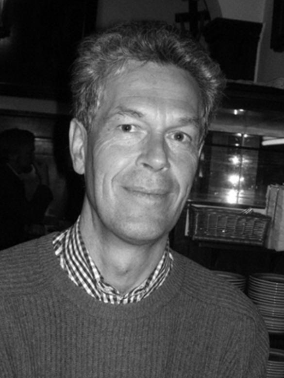 Günther Witzany (photo: Florianne Koechlin)