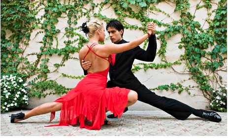 Tango dancers … Latin American culture deserves more recognition, say campaigners. Photograph: Getty Images